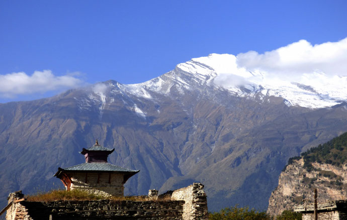 Easier Muktinath