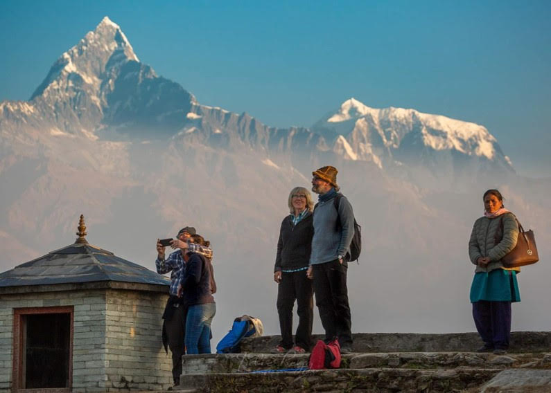 Upcoming Nepal treks